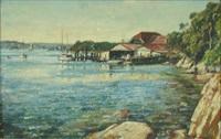 the boat shed by vlase zanalis