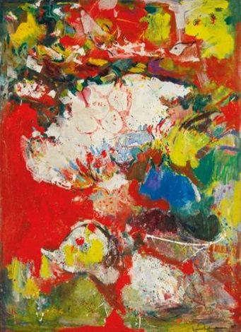 summer glory by hans hofmann