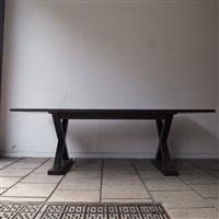 table haute, modèle new york by christian liaigre