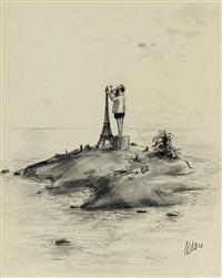 la tour eiffel by roger tetsu
