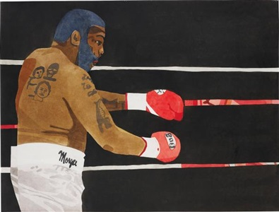artwork by jonas wood