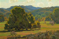 The First Touch of Autumn, 1925