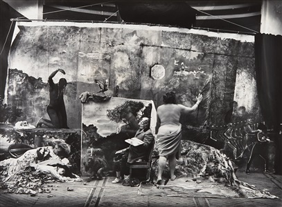 artwork by joel-peter witkin
