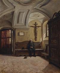 silentium (chiesa di s. anna in vercelli) by francesco bosso