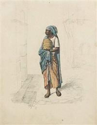 la porteuse de pains by emmanuel joseph lauret
