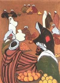 marché au maroc by hélène vogt