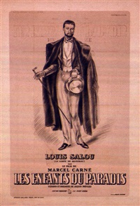 les enfants du paradis: louis salou by posters: movie