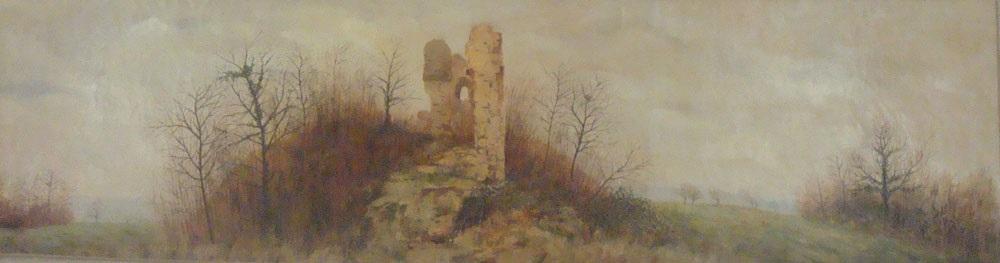 ruines by georgette agutte