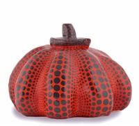 pumpkin 紅南瓜 by yayoi kusama
