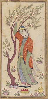 an elegant youth by anonymous-iranian (17)