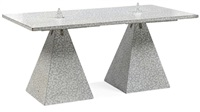 table basse by ettore sottsass