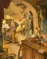 satyre de la médecine by luc lafnet
