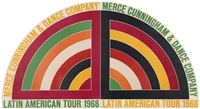 latin american tour by frank stella