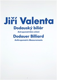 dodauský biliár (set of 11 w/title pg.) by jiri valenta