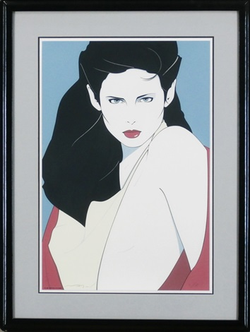mirage by patrick nagel