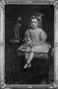 portrait of hathaway stetson by lee lufkin kaula