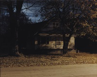 untitled #2312-a by todd hido