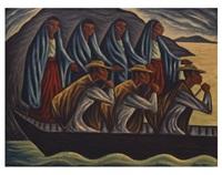 los pescadores by arnold belkin
