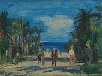 promenade des anglais by paul maas