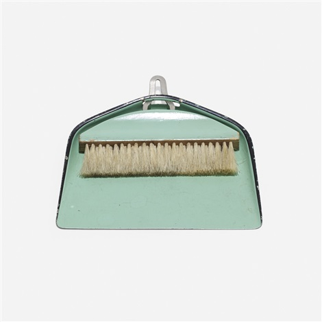 Marvelous Table Brush And Dustpan By Marianne Brandt
