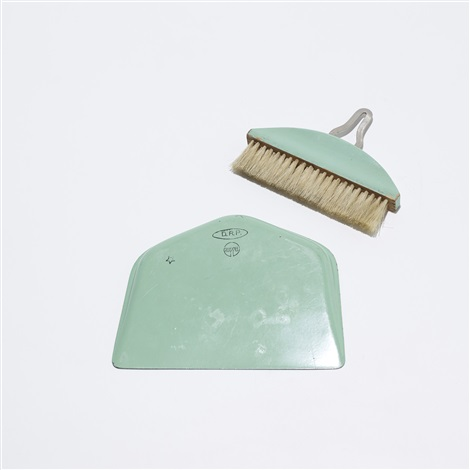 Table Brush And Dustpan By Marianne Brandt