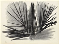 ohne titel by hans hartung