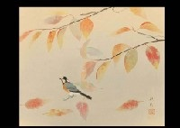 deep autumn by sokyu yamamoto