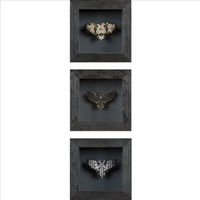 untitled (3 works from the sentimental entomology series, in collab. w/marina mavropulo) by andrey filippov