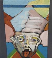 tercer (grand bonnet) by rómulo macció