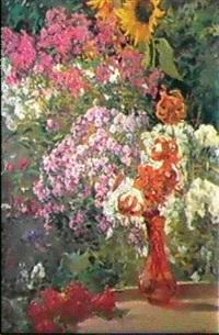 composition de fleurs by alexandre rodionov