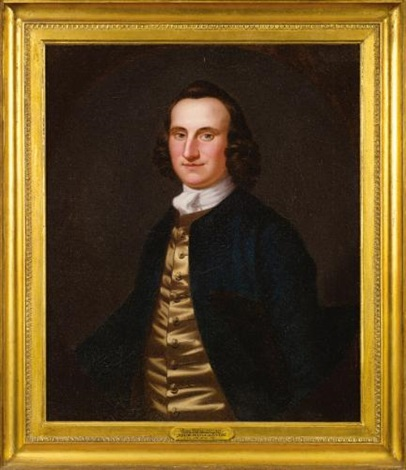 portrait of thomas willing by john wollaston