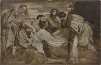 the deposition by anglo-flemish school (17)
