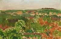 a landscape by vaclav bartovsky