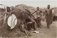 wakamba tribe, africa by william d. (ph) young