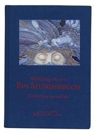 ein stundenbuch (25 works) by wolfgang hutter