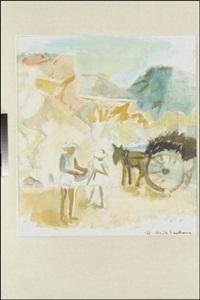 hevoskärryt ibizalla by anita snellman