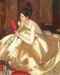 le rouge à lèvres by jean-gabriel domergue