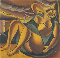 Untitled (Dreaming In the Sun), 1936