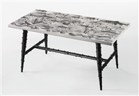 fondo marino low table by piero fornasetti