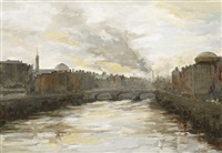 liffey (study i) by leo earley