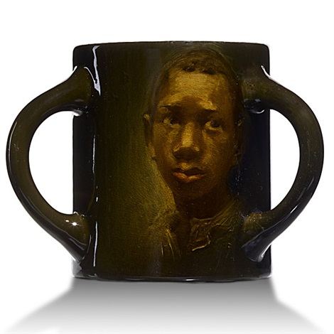 portrait mug by grace young