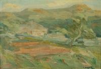 paesaggio by libero verzetti