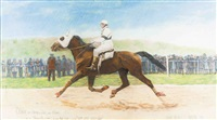 le trotteur by gust marlier
