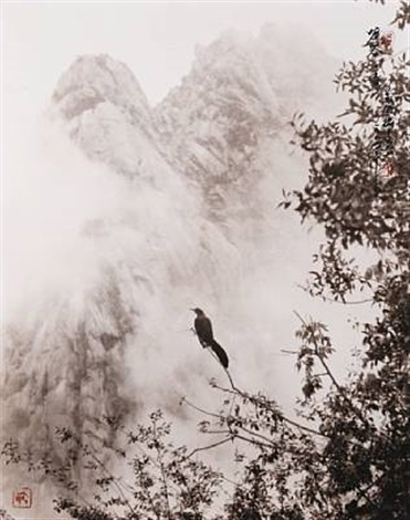 echo in the valley, yellow mountain by don hong-oai