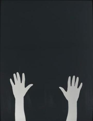 hands raised by adam fuss