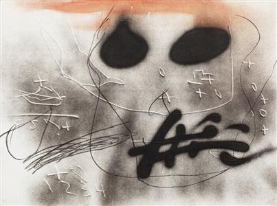 artwork by antoni tàpies