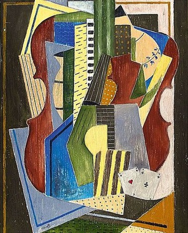 composition à la guitare by petroff