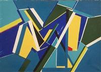 composition géométrique by philippe morisson
