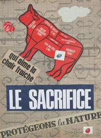 le sacrifice by jacques maret