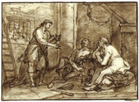 joseph in prison by d. roselli